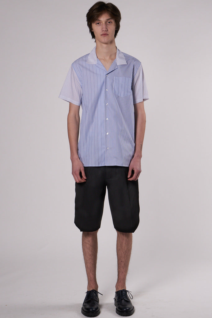 Cave Shirt stripe mix