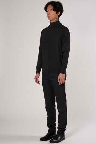 Civil Sweater Høj Hals black