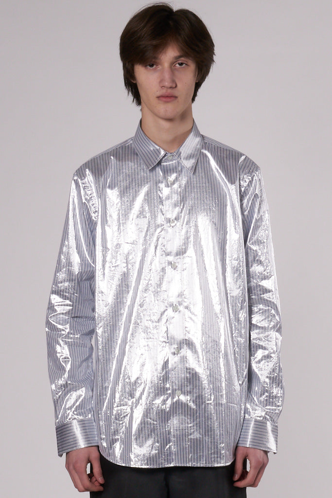 Classic Shirt reflective stripes