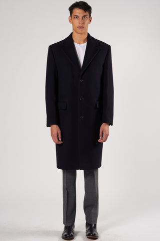 Clean Coat dark navy