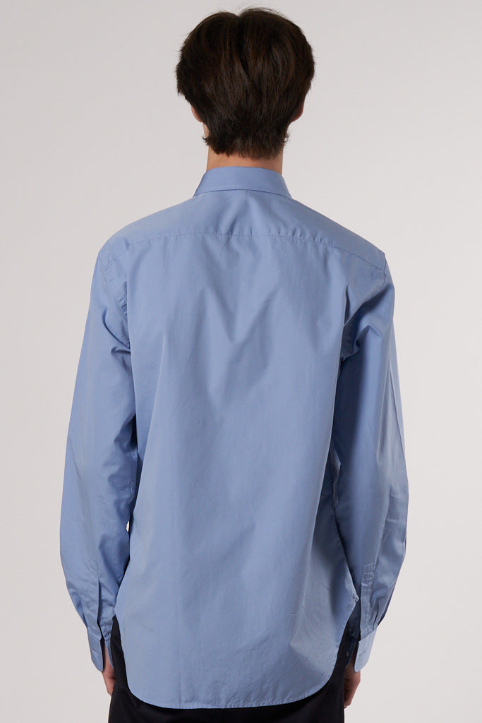 Dan Shirt blue