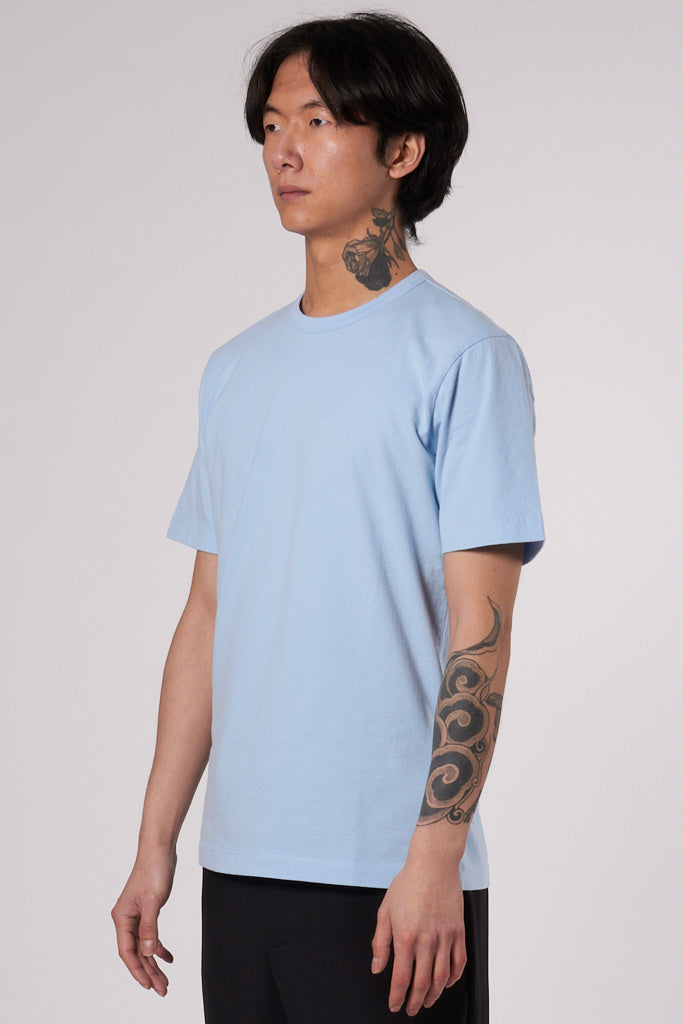 Day Tee light blue