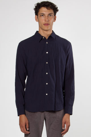 Dharan Shirt soft navy
