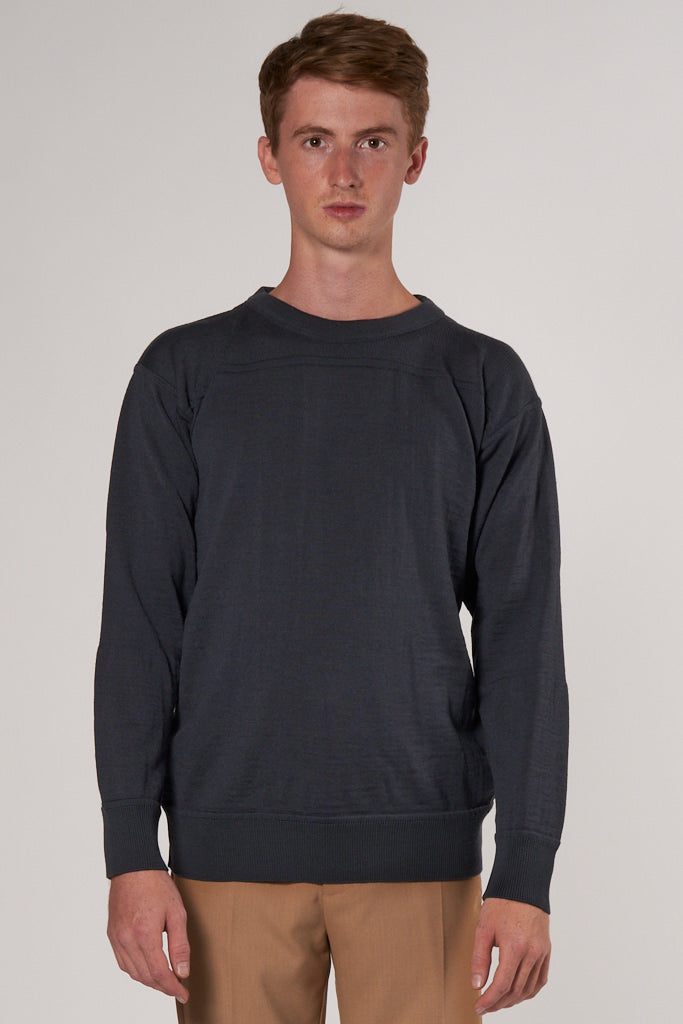 Element Crew Neck aviator grey