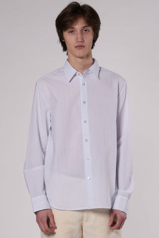 Flores Shirt morning stripe