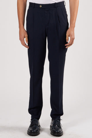 François Carrot Pants navy