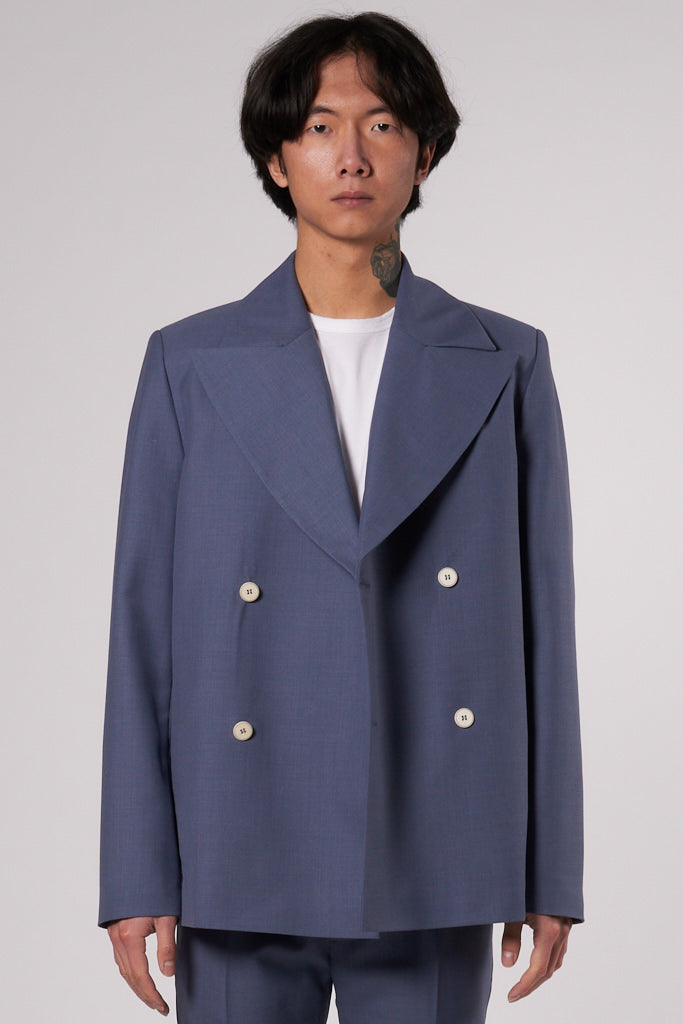 Hamra Blazer dove blue