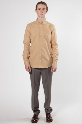 Hunter Dress Shirt camel