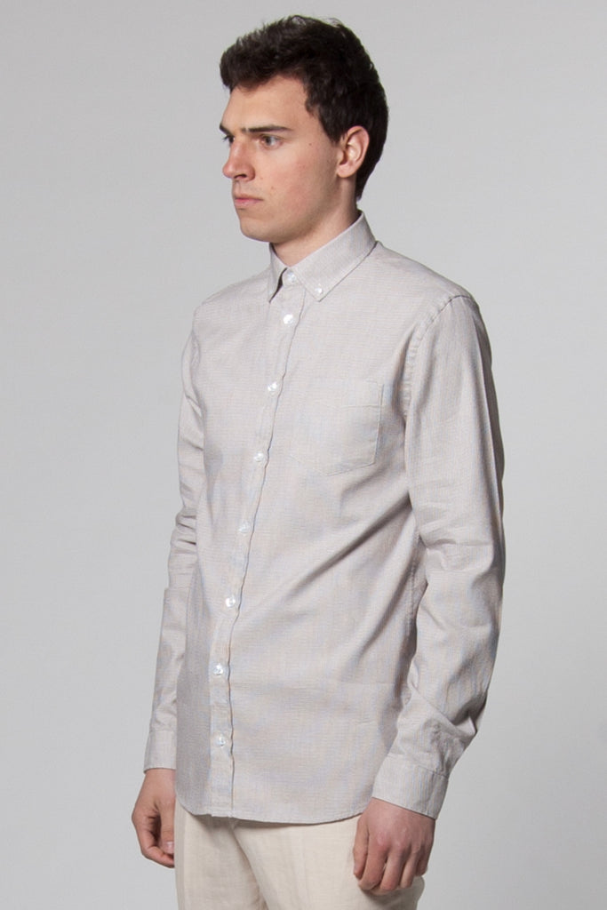 Hunter Dress Shirt multi melange