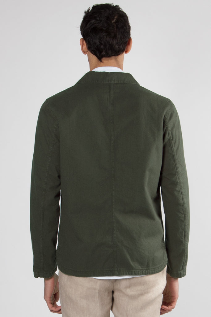 Indara Jacket washed olive