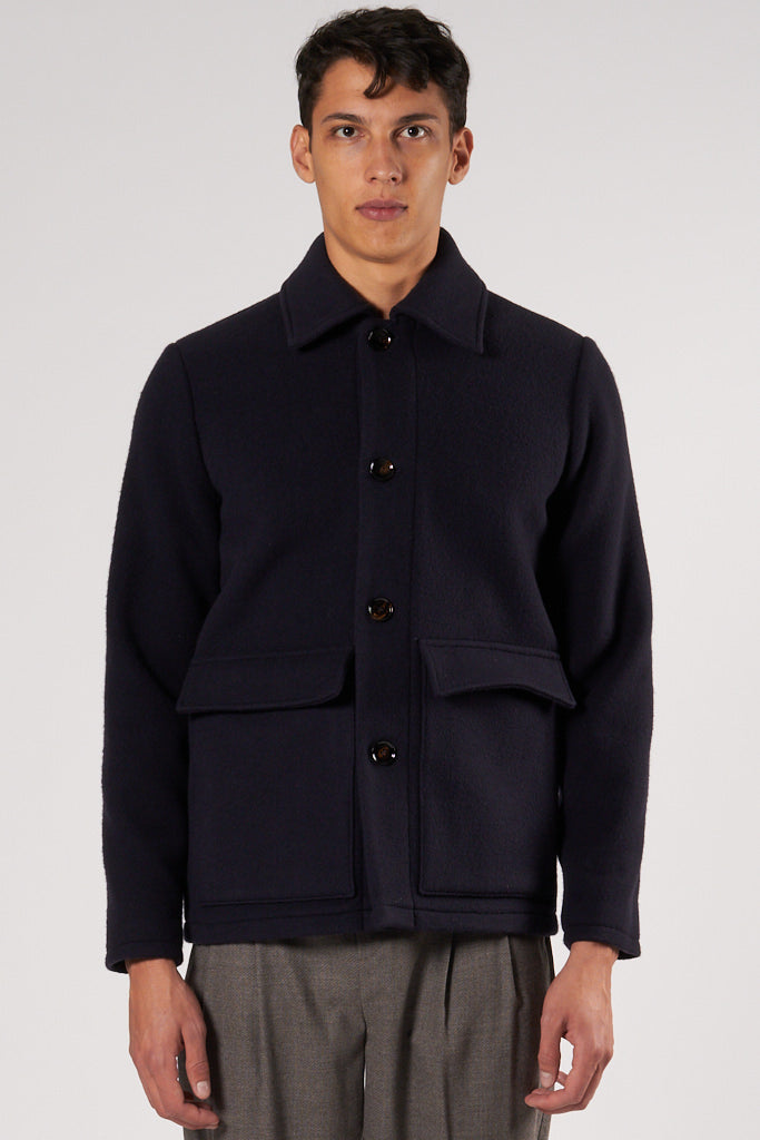Keith Jacket dark navy