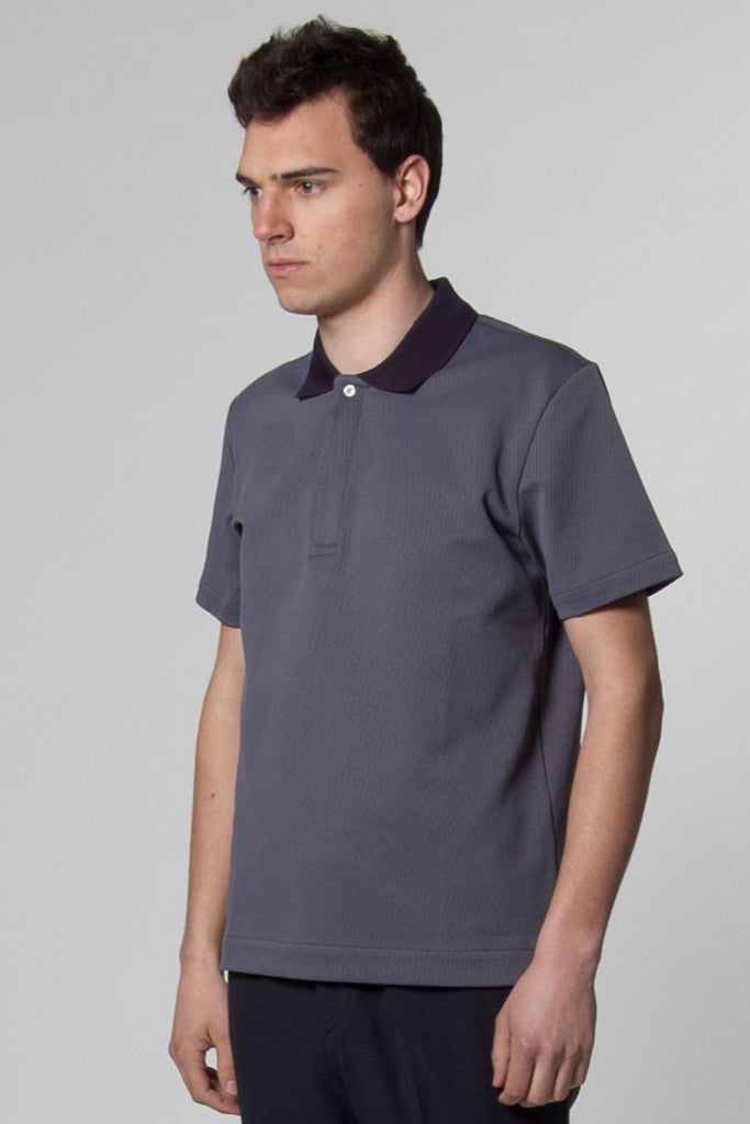 Lucien Polo techno grey