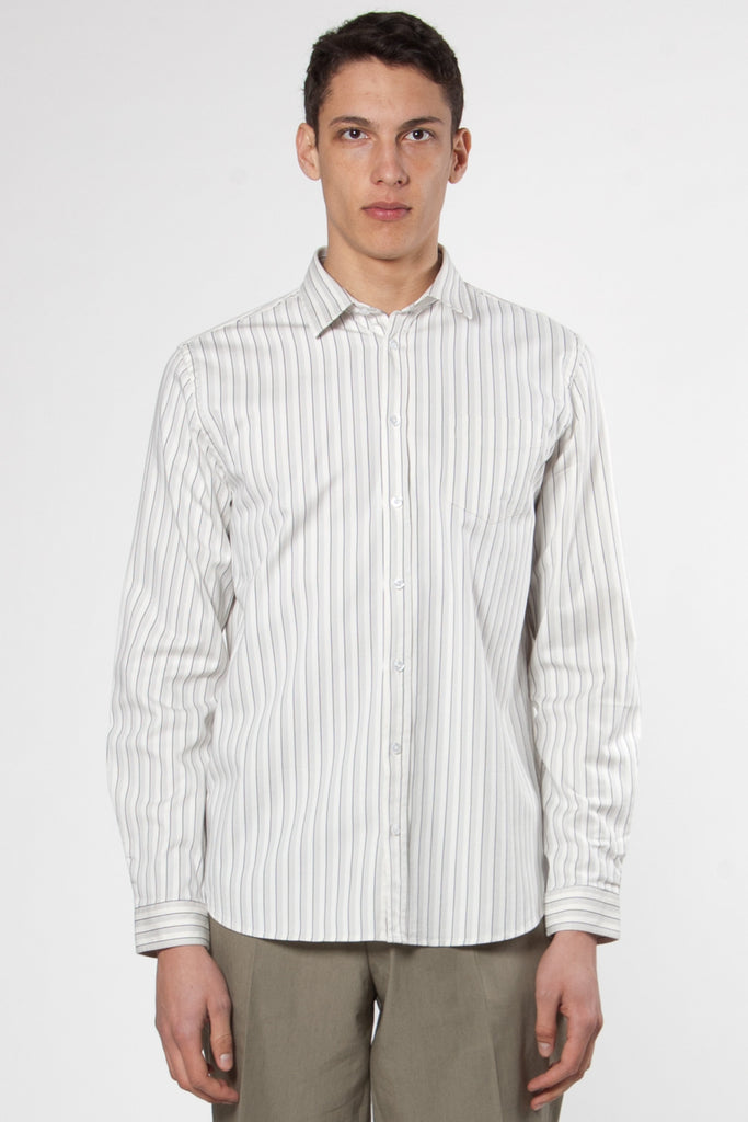 Lynch Dress Shirt light grey/white/black
