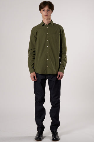 Lynch Dress Shirt rifle green