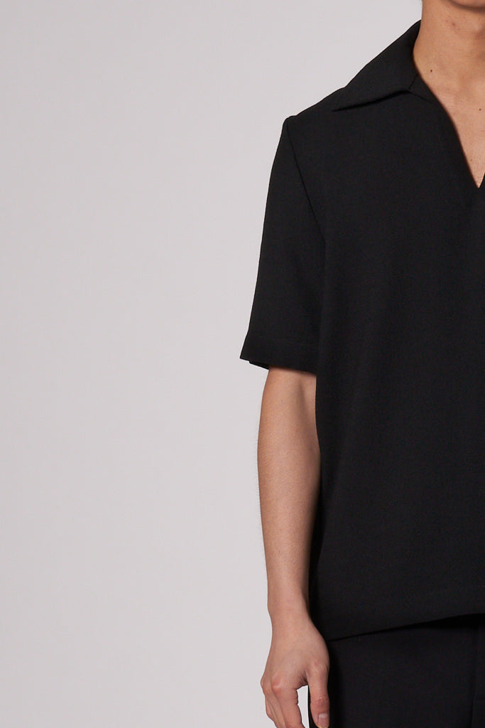Mate Short Sleeve Shirt black