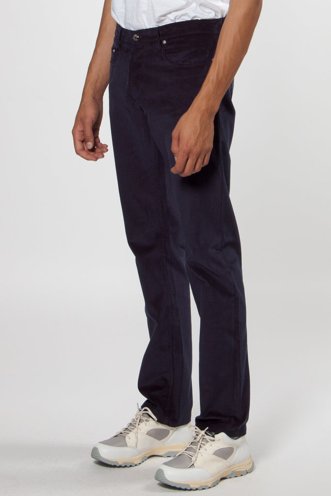 Max 5 Pocket Pants navy