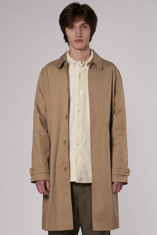 Michel Coat dark beige