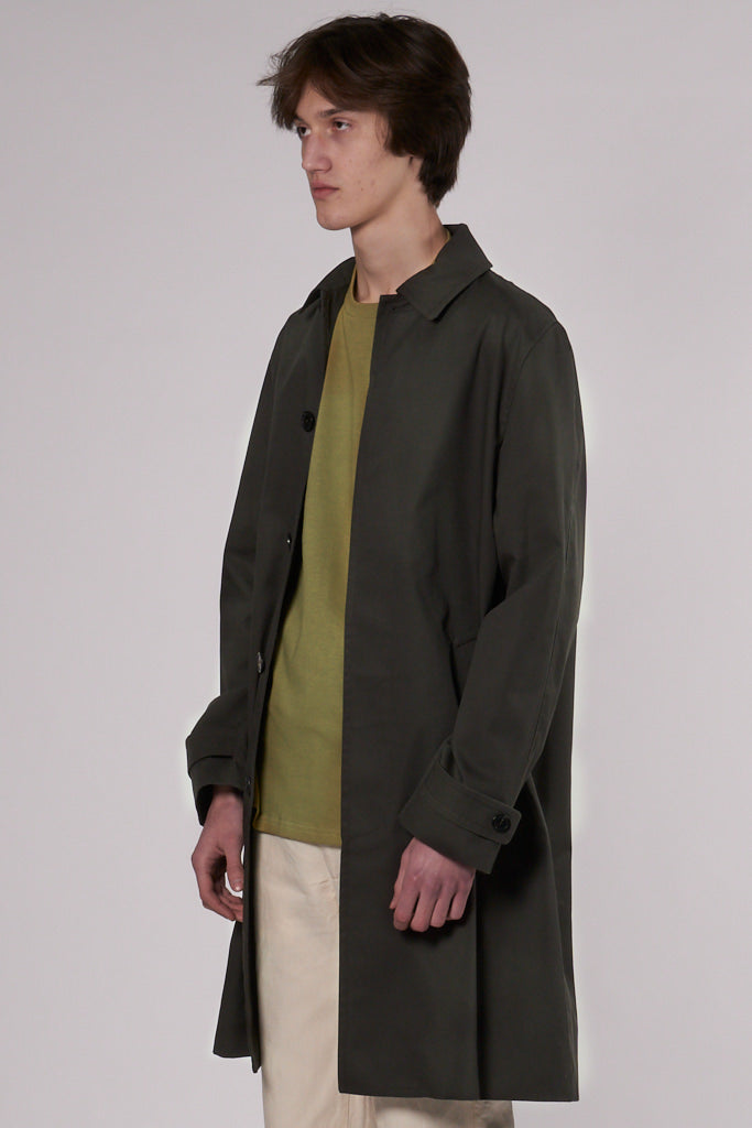 Michel Coat khaki