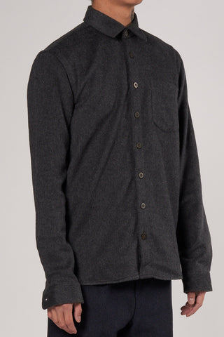 Miracle Shirt dark grey melange
