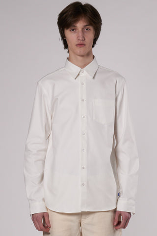 Miracle Shirt raw greige