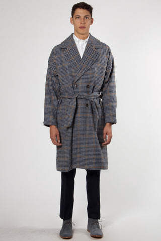 Nara Coat tweed