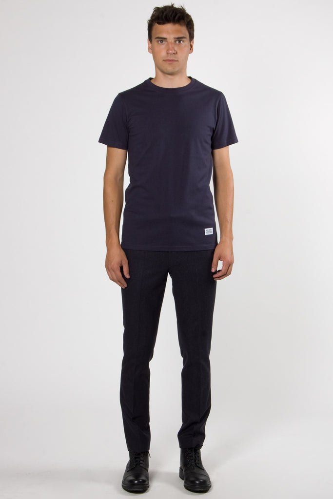 Niels Basic T-Shirt navy