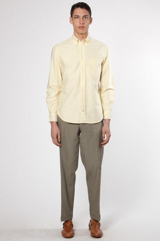 Classic Oxford Shirt yellow