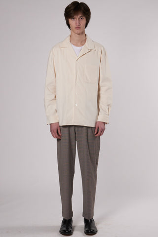 Regis Overshirt white