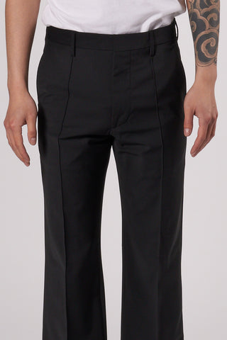 Sharp Trousers Wool black