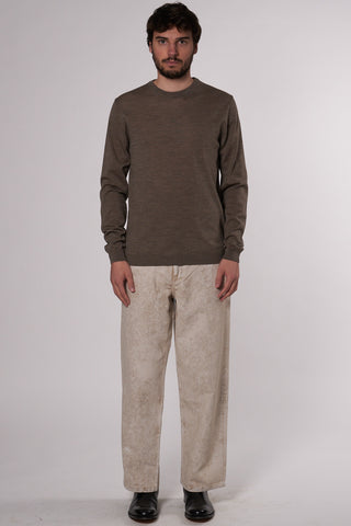 Sigfred Light Merino taupe
