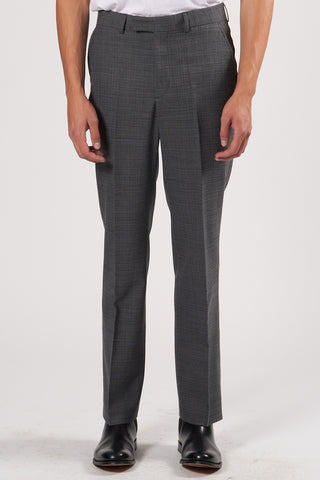 Single Trousers grey melange