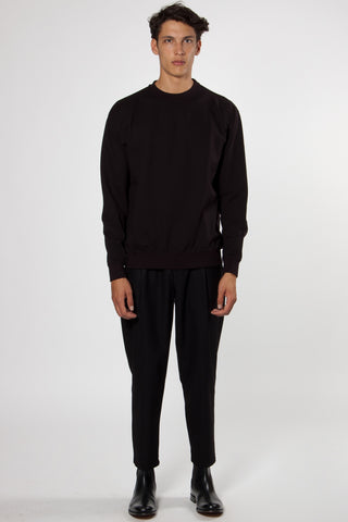 Society O-Neck black
