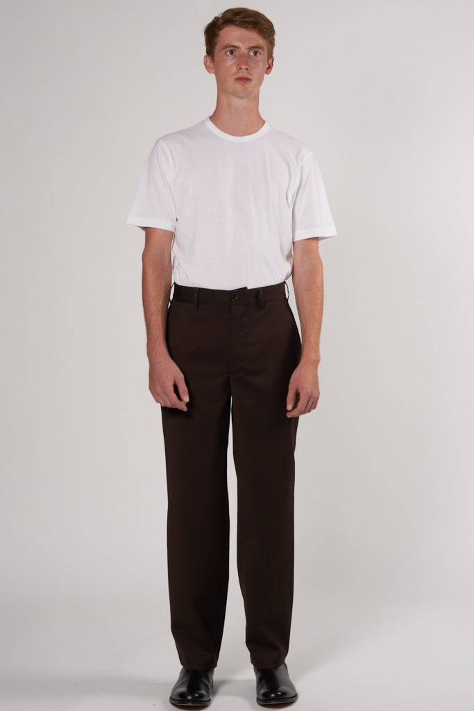 Soft Trousers brown