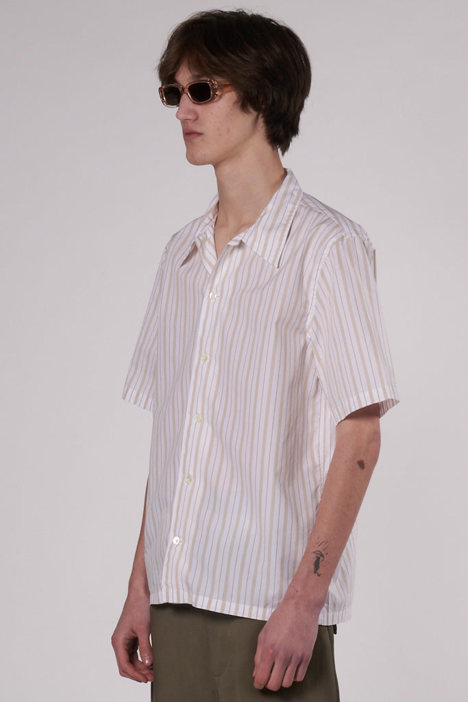 Space Shirt SS striped