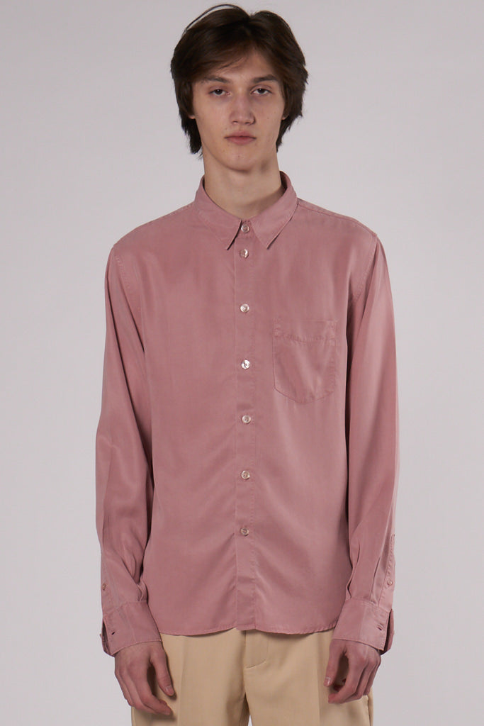 St. Germain Pocket Shirt powder pink