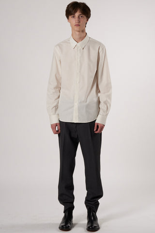 St. Germain Shirt ivory/black