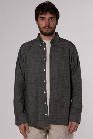 Textured Shirt grey