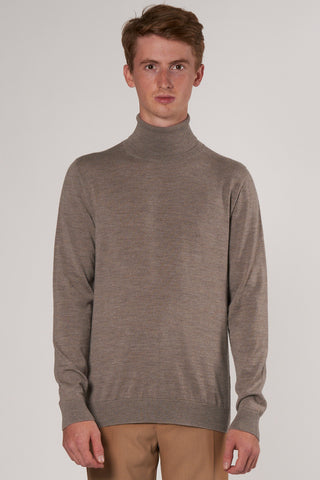 Thadée Turtleneck grege