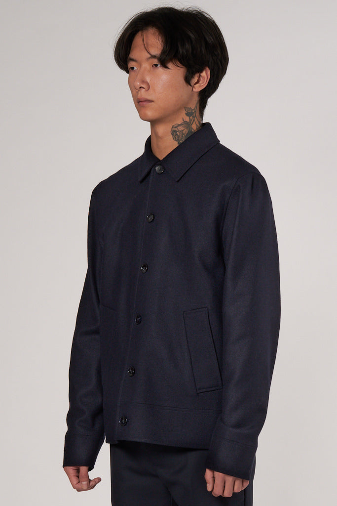 Voice Jacket dark navy twill