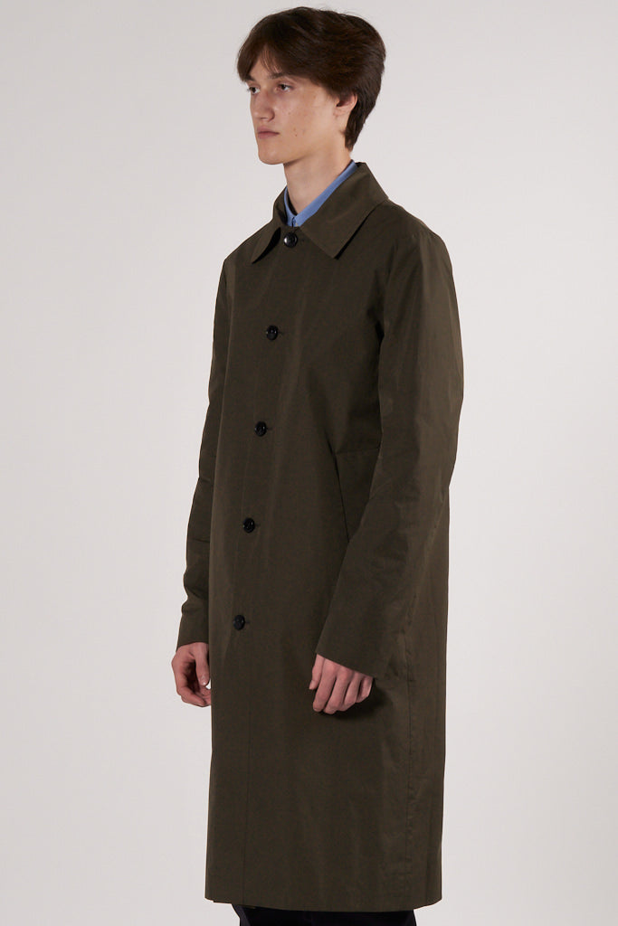 World Trench olive