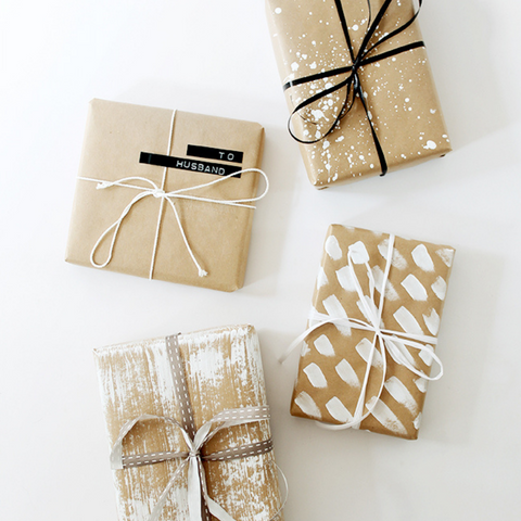 Party Pack Co gift wrapping ideas