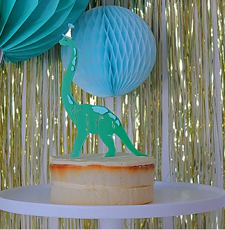 Dinosaur Cake Topper - The Party Pack Co