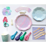 Mermaid Deluxe Pack - 10 people - The Party Pack Co