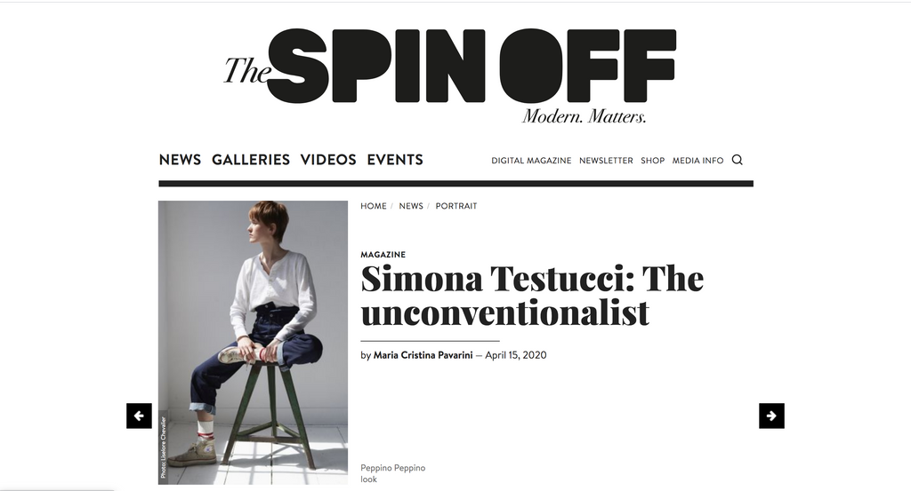 Simona Testucci: The unconventionalist