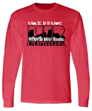 Made In Bmore City Wide Long Sleeve