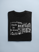 Rowhouse Block T-Shirt