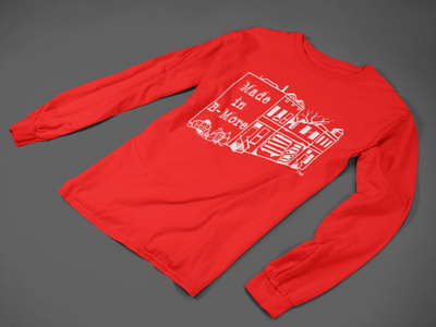 Rowhouse Block Long Sleeve