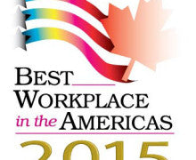 Tap Packaging Solutions Named Best Workplace in the Americas in 2015 Competition
