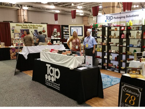 "Say ""Hello"" to Tap at the 134th Philadelphia National Candy, Gift, & Gourmet Show"