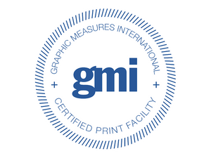Tap Receives GMI Certification for Lithographic Offset Printing